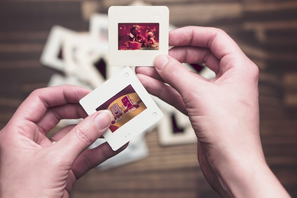 Photograph Slides