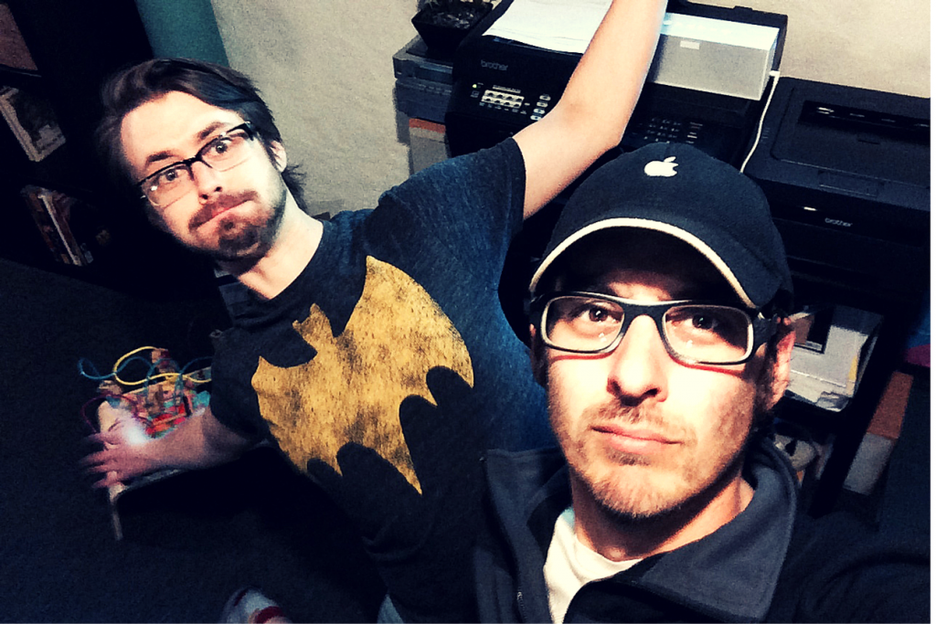 Lucas Sorbo and Dan Behrens of Comic Cartel
