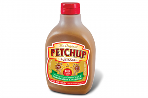 Petchup - nutritional condiment for pets