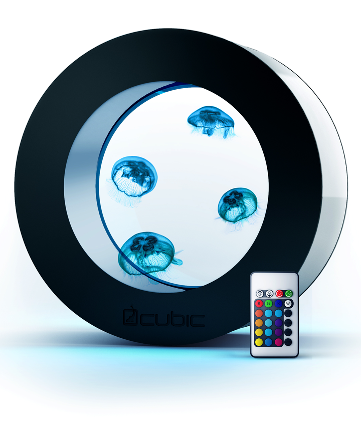 Cubic Orbit 20 Round Jellyfish Tank