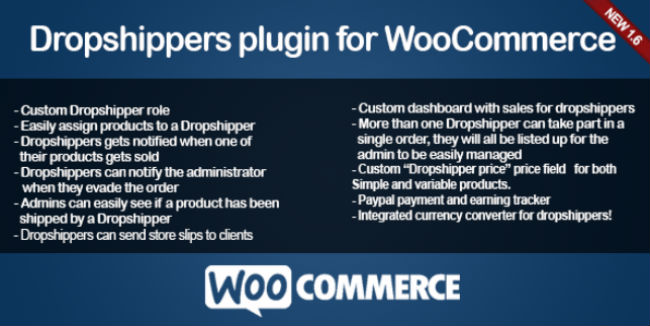 WooCommerce Dropshippers Plugin