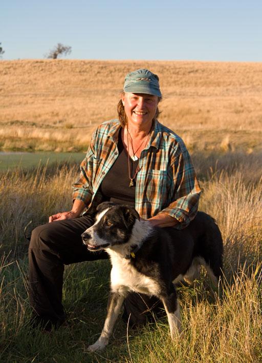 Nan Bray of White Gum Wool
