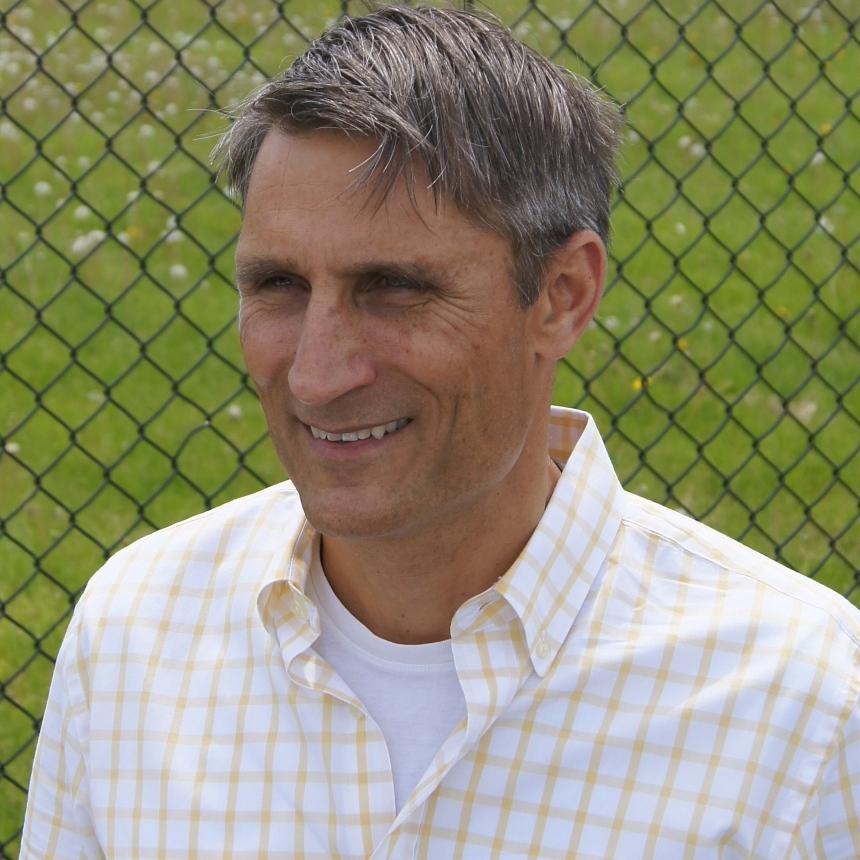 Brad Jeffery, CEO of Causegear
