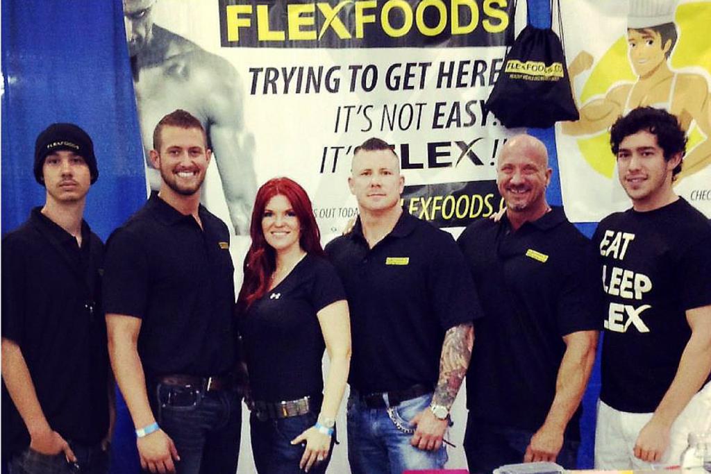 Flex Foods team