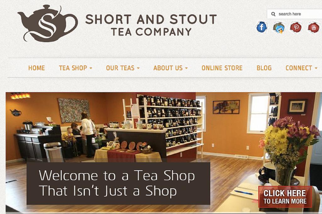 Short and Stout Tea Company