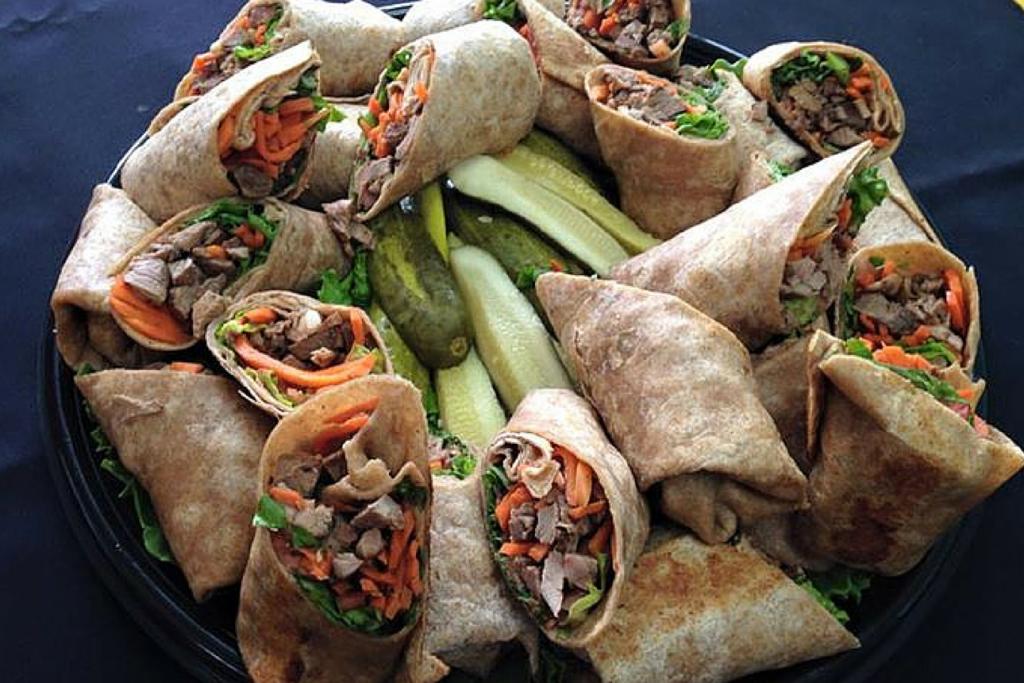 Flex Foods wraps