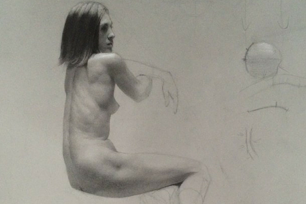 Vitruvian Studio Sketch Example