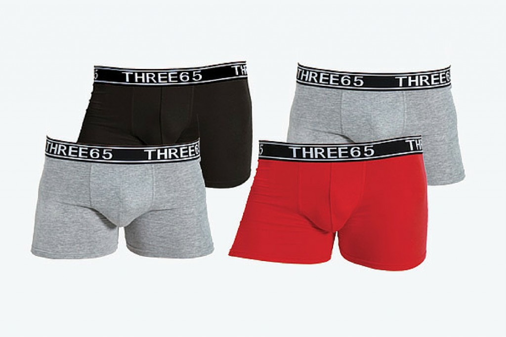 Three65 Subscription Underwear products