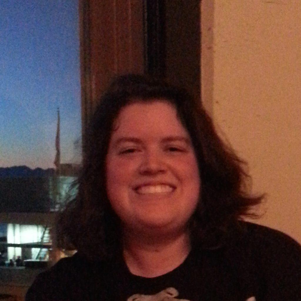 Lauren, one of our summer interns