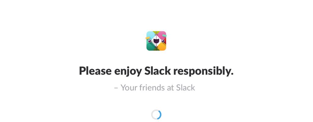 improve focus and concentration - please enjoy Slack responsibly