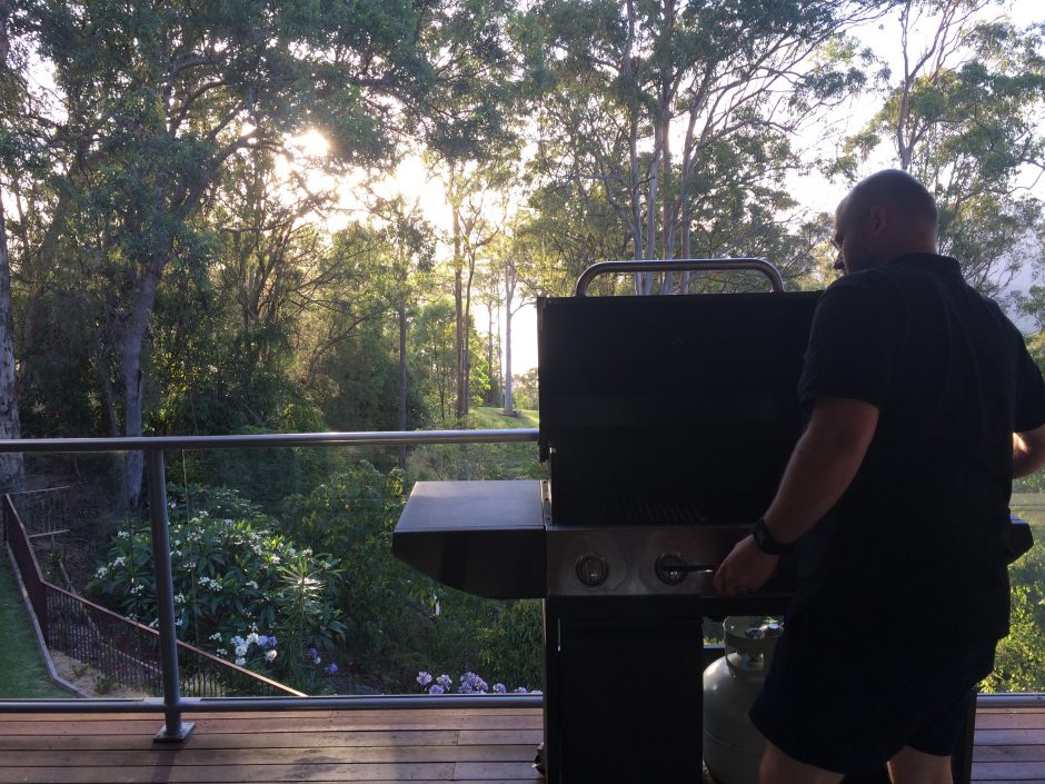Jason bbq Prospress meetup