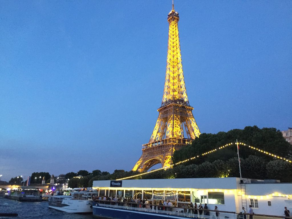 Eiffel Tower at Prosparis